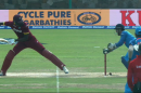 Dhoni stumped Jason Holder
