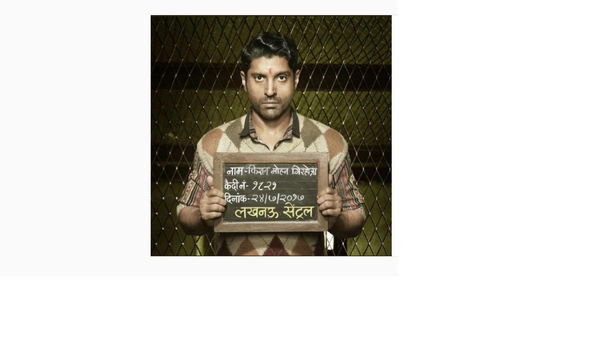 Farhan Akhtar's 'Lucknow Central': Here's when the trail will be out!