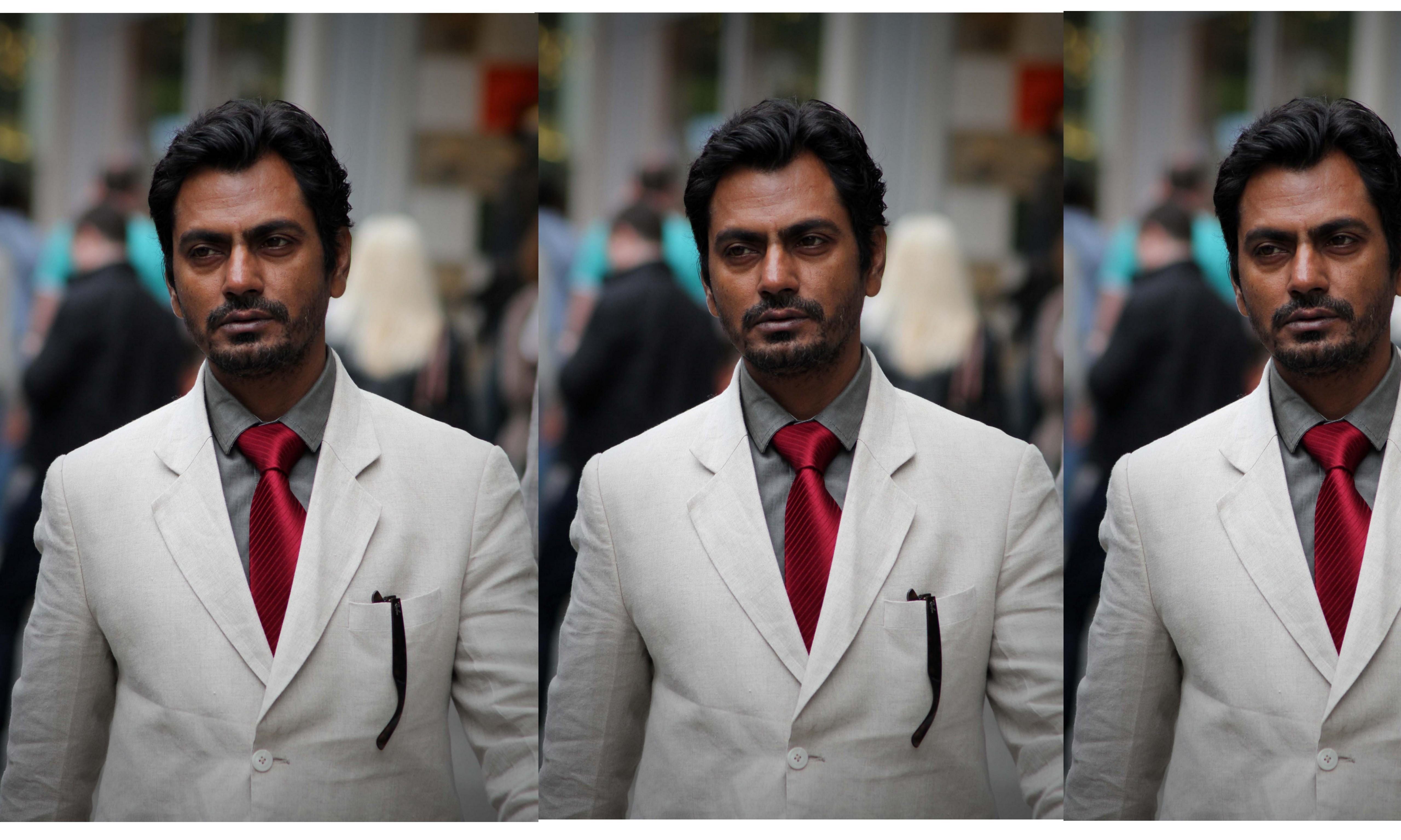 I've encountered racism all my life: Nawazuddin Siddiqui!