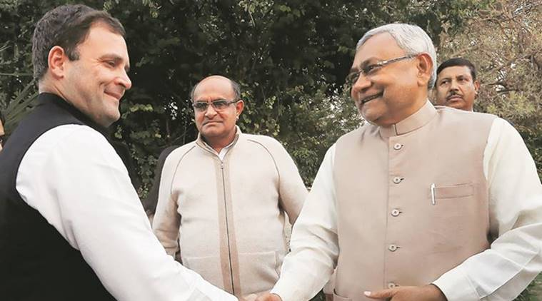 Nitish Kumar's resignation: Three-member BJP panel to analyse situation in Bihar