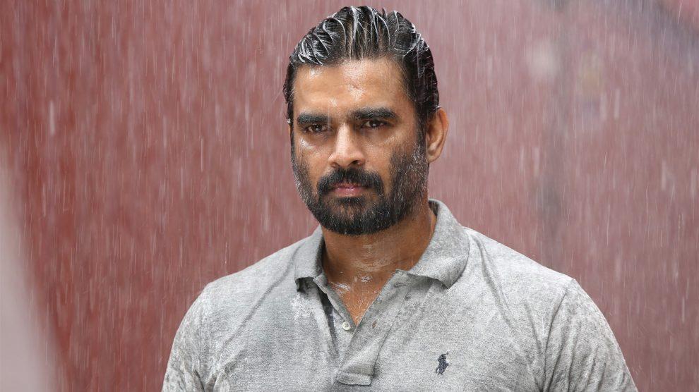 R Madhavan replied on his post shower selfie!