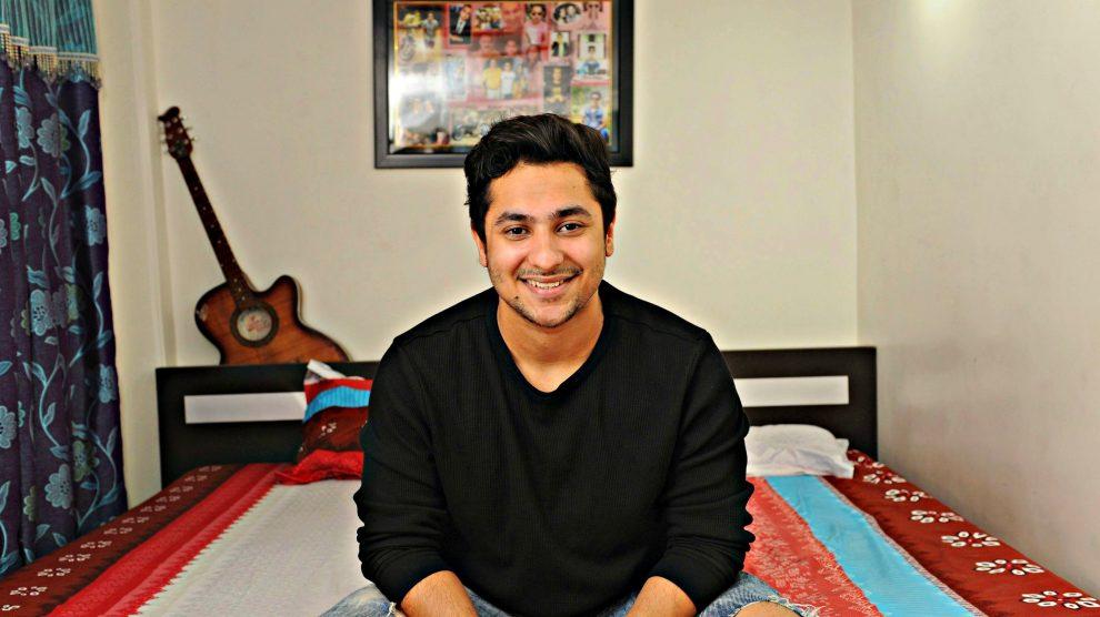 Best indian youtubers: Harsh beniwal