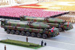 missile engines of North Korea