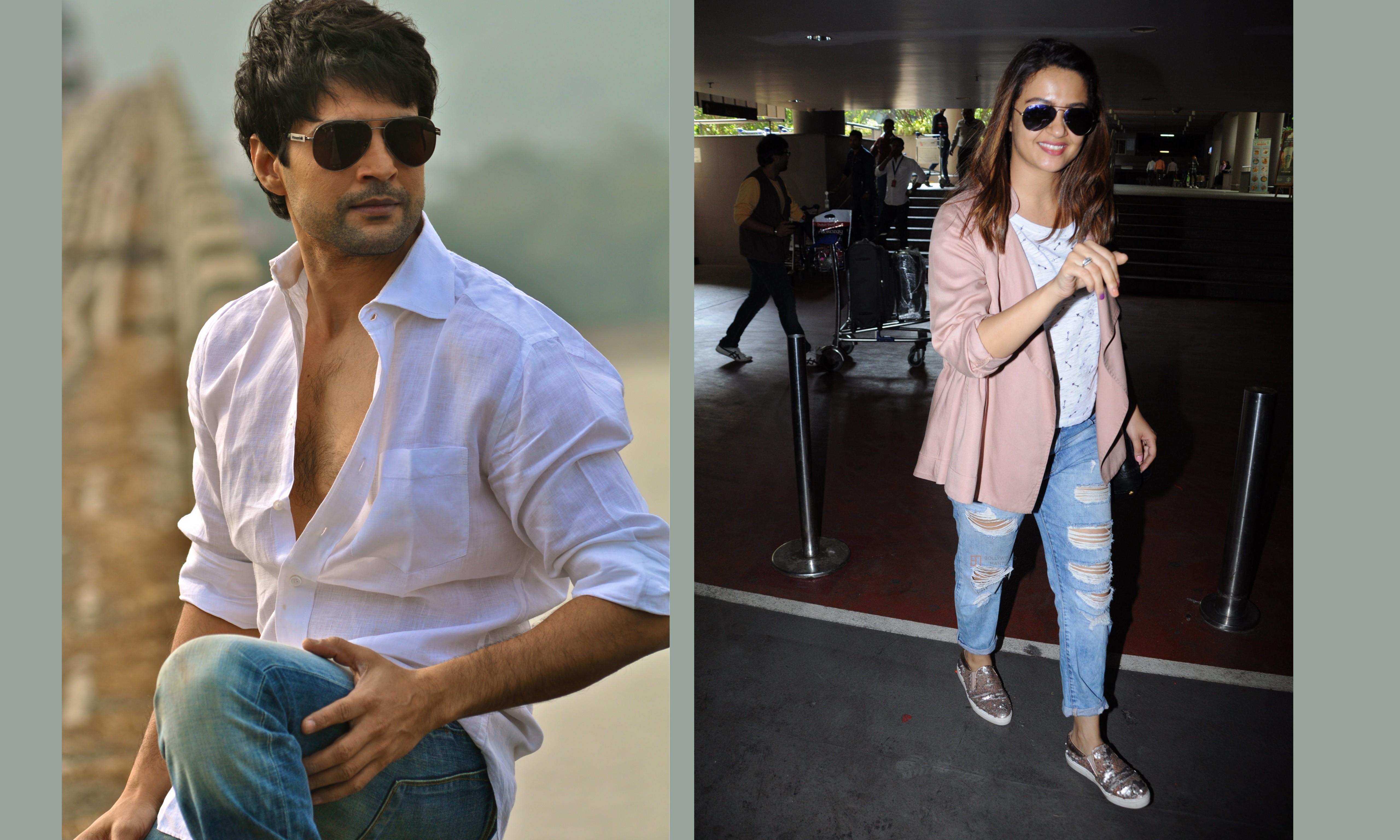 Rajeev Khandelwal, Surveen Chawla in Ekta Kapoor's next!