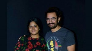 Aamir introduces 'secret singer' of 'Secret Superstar'!