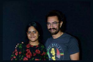 Aamir introduces 'secret singer' of 'Secret Superstar'!