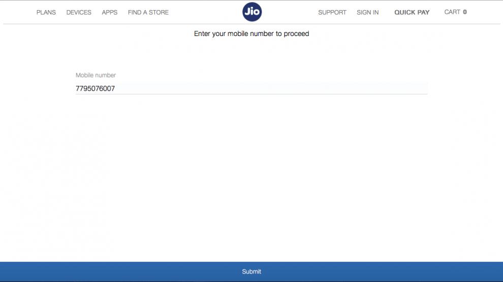 Jio Phone Booking Paused - Check Reliance Jio 4G Phone Pre-Booking Status