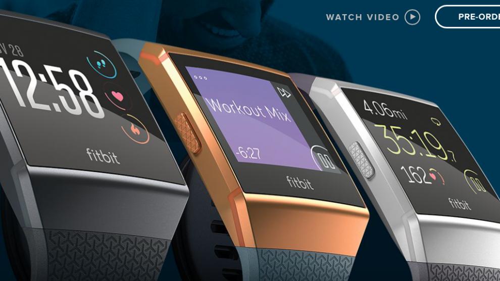 Meet Fitbit Ionic: A little smartwatch, a lot of fitness tracker