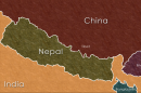 Nepal is stuck between China and India