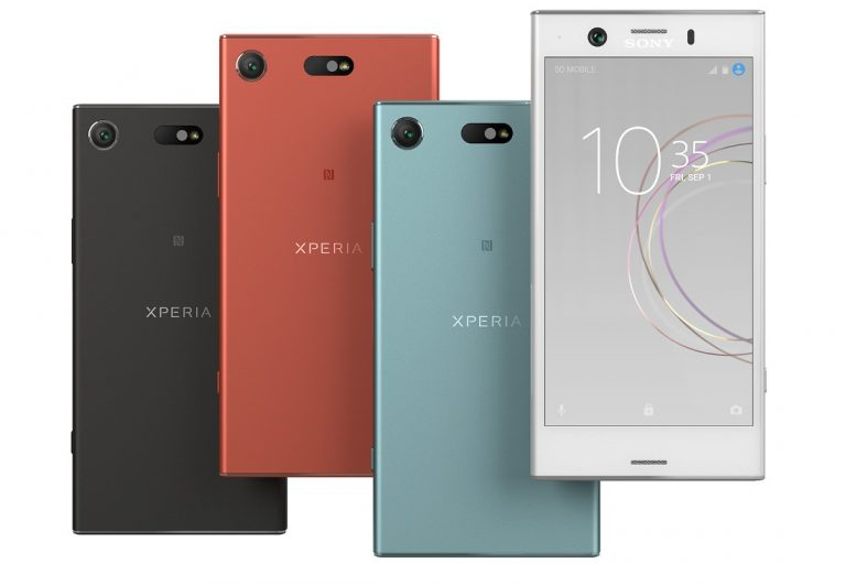 IFA Berlin : Sony Xperia XZ1 Compact unveiled - The Indian Wire