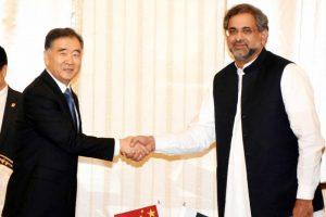 Increasing relations between Pakistan and China