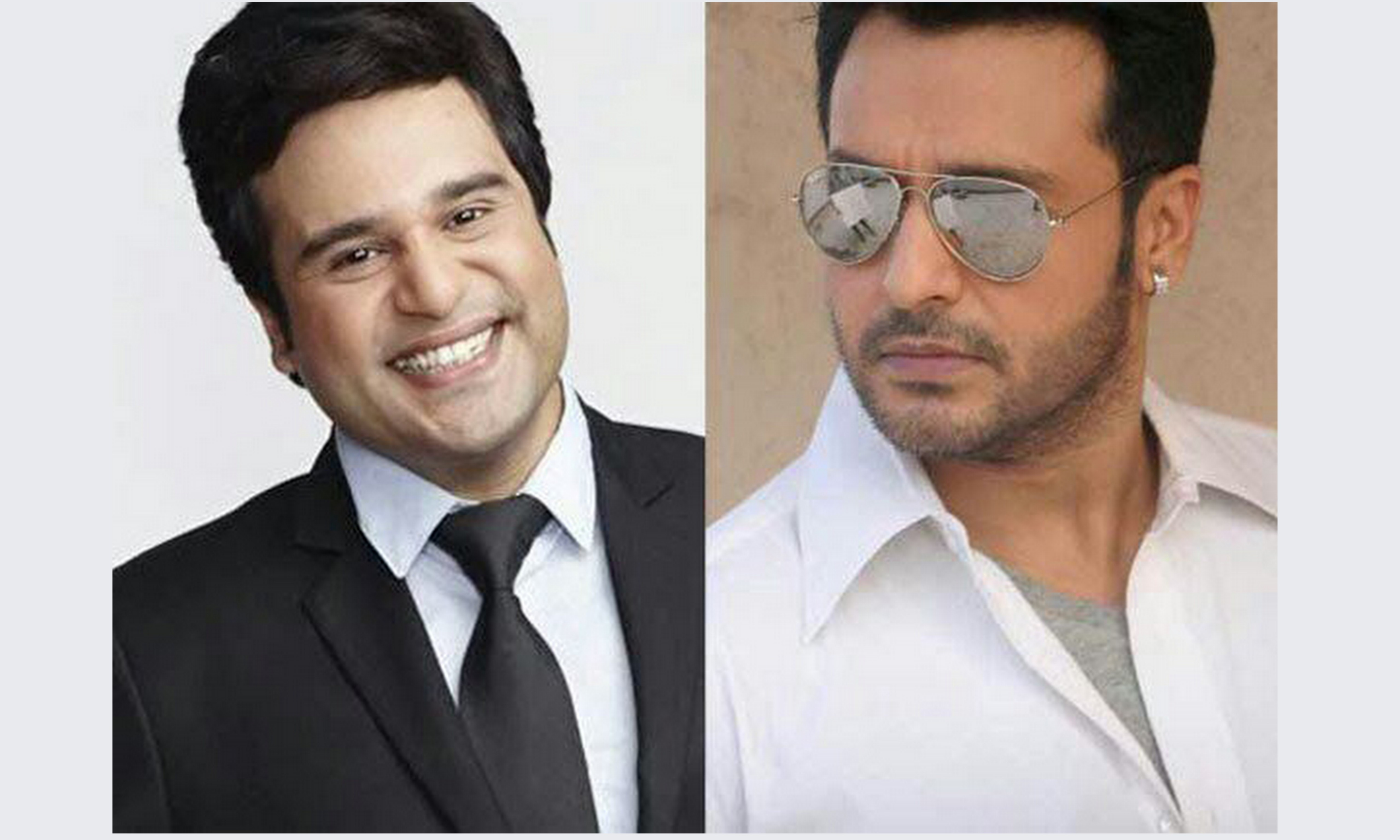 Govinda's two nephews, actor Vinay Anand and Krushna Abhishek are collaborating together for the very first time in a movie,