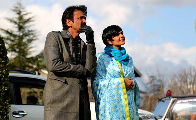 Mandira Bedi to feature in poetic avatar with Kay Kay Menon in Vodka Diaries!