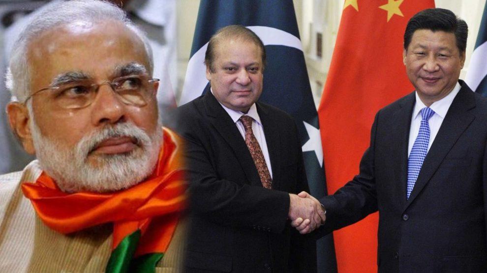 Pakistan taking support of China