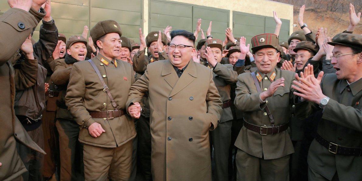 North Korea slammed the US