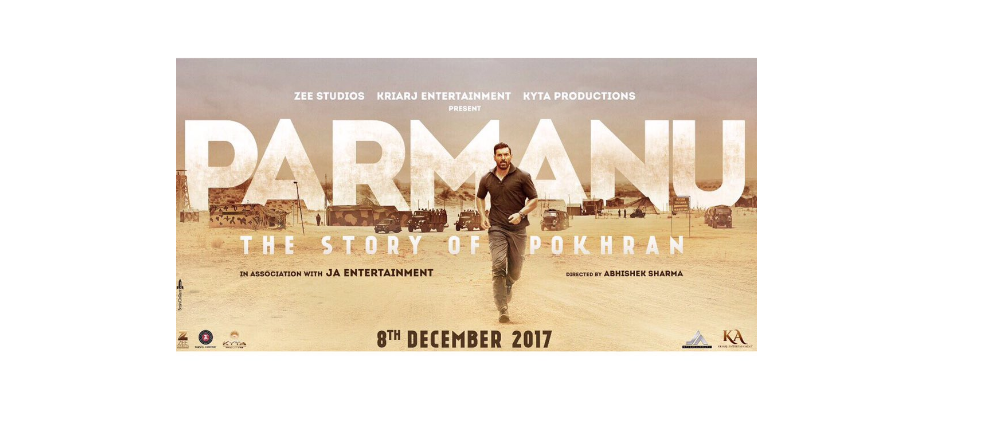 John Abraham's Parmanu The Story of Pokhran to release on December 8. See new poster!
