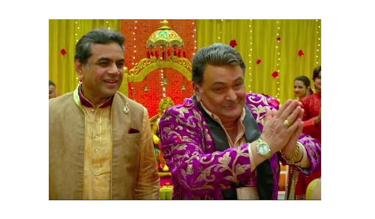 Patel Ki Punjabi Shaadi trailer: Rishi Kapoor, Paresh Rawal all set for face-off! – Watch!