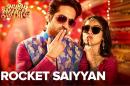 Shubh Mangal Savdhaan song Rocket Saiyyan: Ayushmann Khurrana and Bhumi Pednekar take you inside a desi wedding. Watch video!