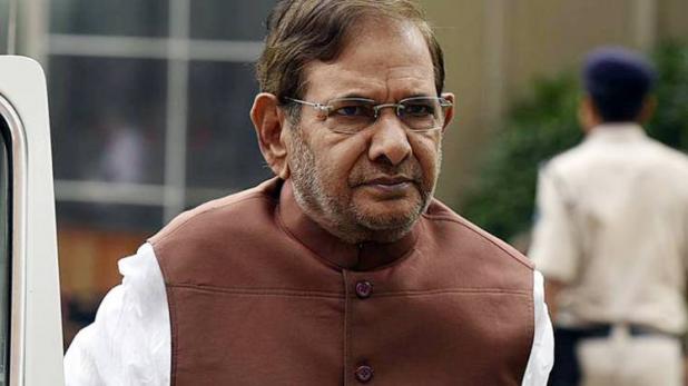 I sent Ali Anwar to attend Opposition meet: Sharad Yadav