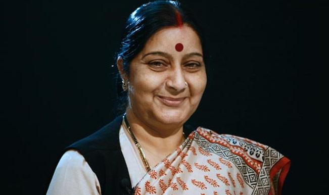 confident Sushma Swaraj
