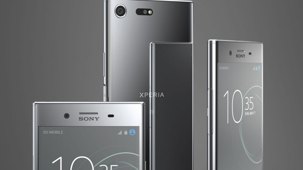 Sony Xperia XZ1 India Launch Today