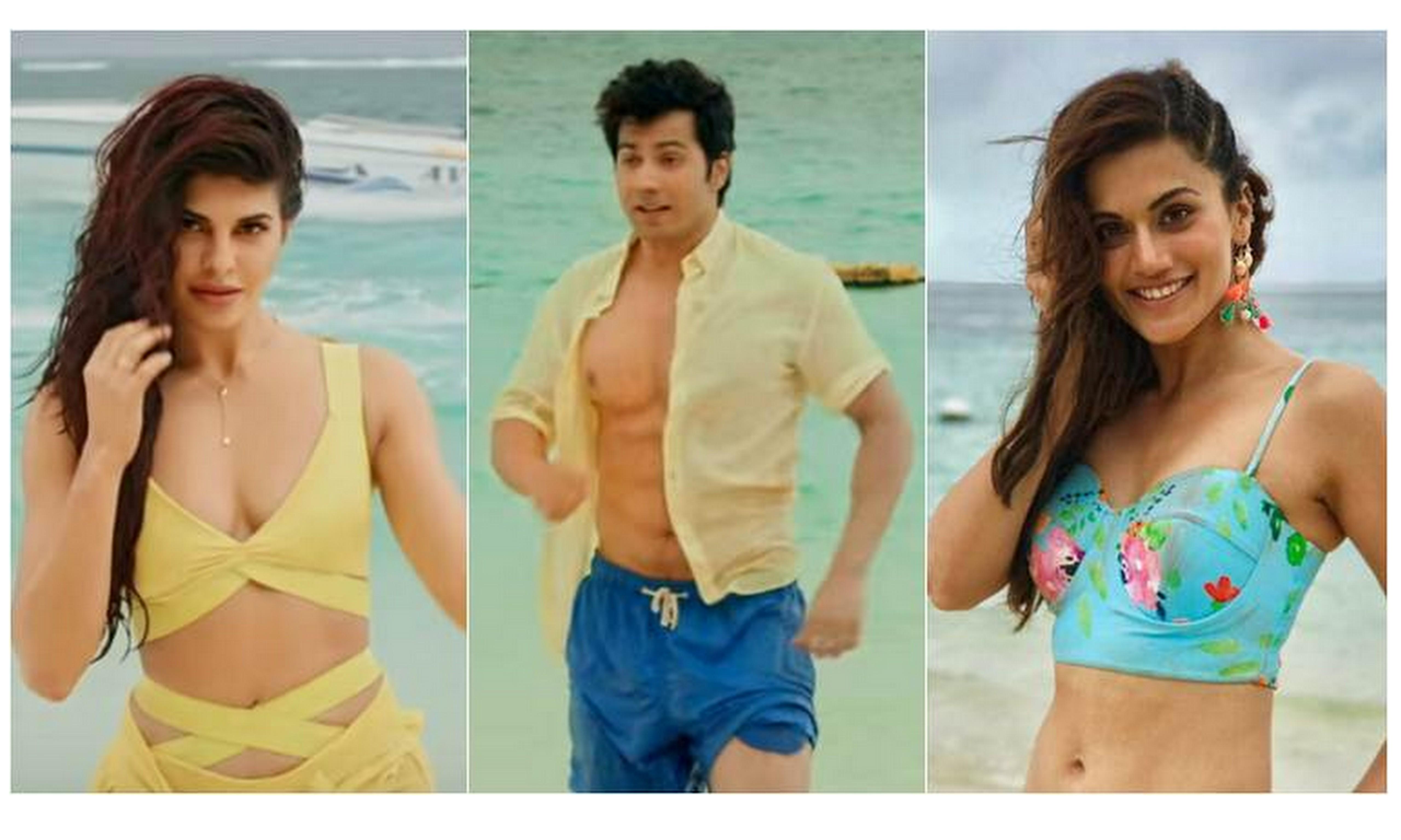 Judwaa 2 song Aa Toh Sahi teaser released!