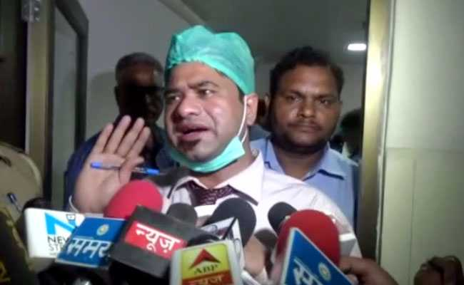 Gorakhpur Tragedy: Sacked Doctor Kafeel Khan Arrested By UP Special Task Force