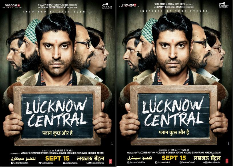 Lucknow Central movie review: Farhan Akhtar's jail break film lacks the sense of urgency!