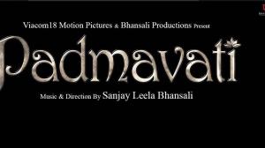 first look of padmavati will release tom!