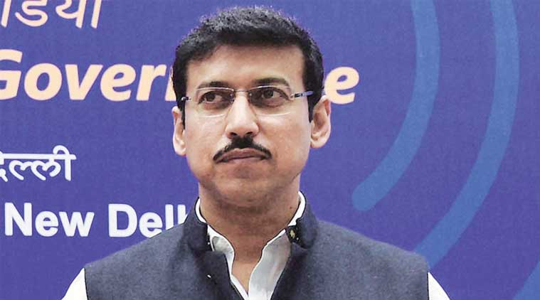 Rajyavardhan Singh Rathore appointed Sports Minister: Sportspersons hail Olympian's nomination