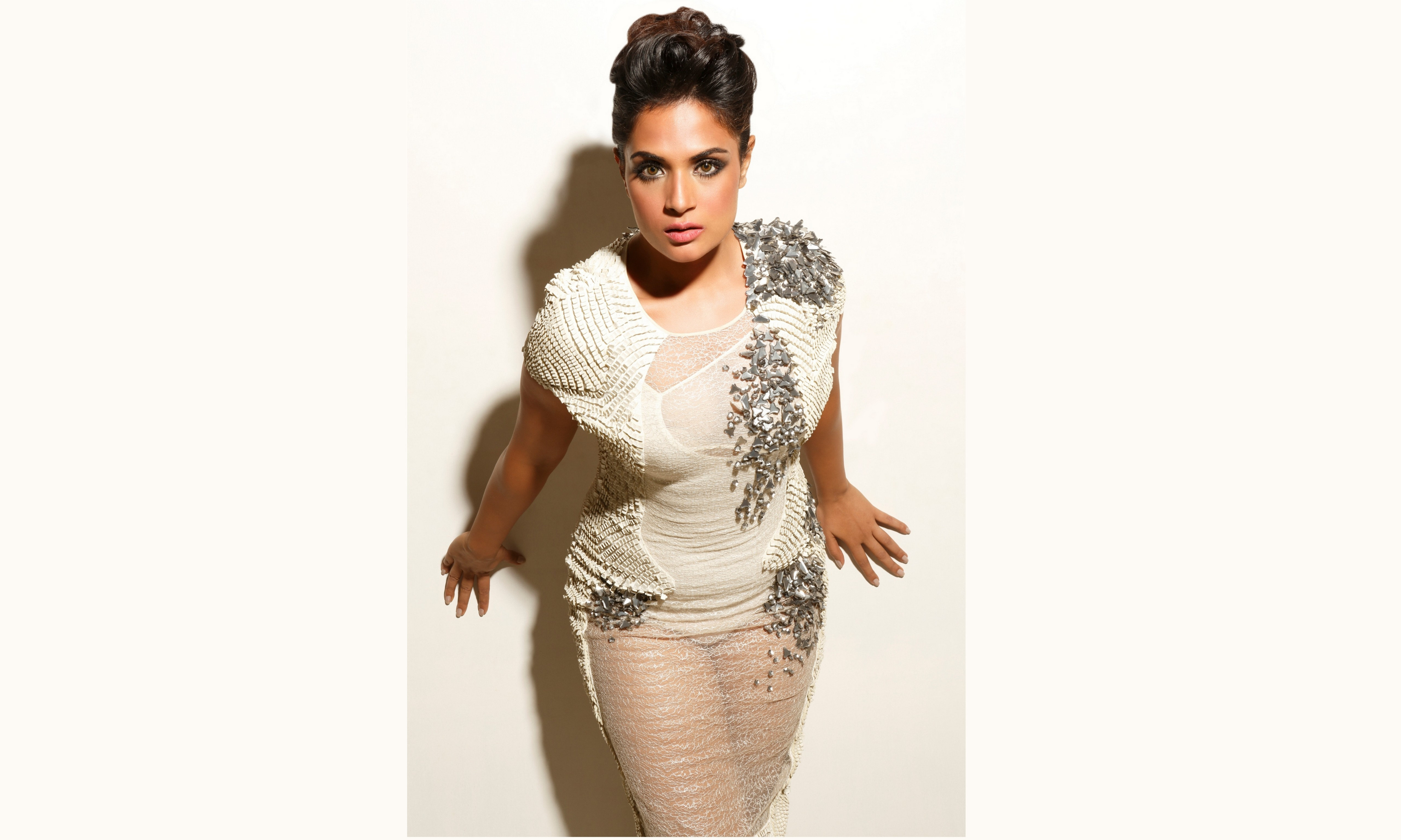 People assume I'm angry by nature, says Richa Chadha!