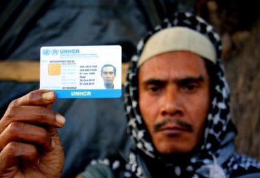 rohingya ID card