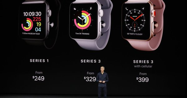 Apple Watch is the Number One Watch in the World
