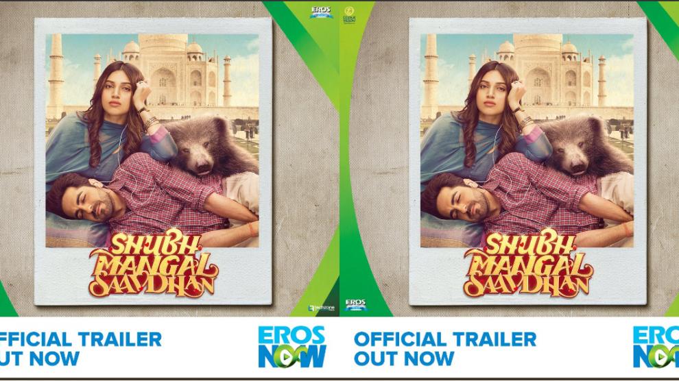Shubh Mangal Saavdhan movie review!