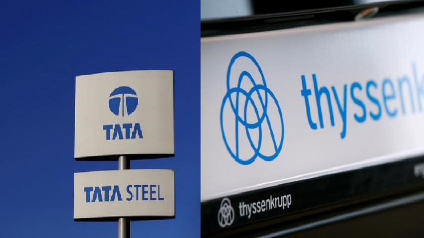Tata Steel, Thyssenkrupp Sign MoU, Merge European operations
