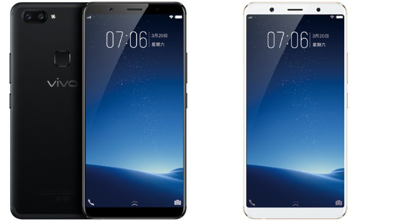 Vivo X20 Real-Life Picture Leak Reveals Official Specs Sheet