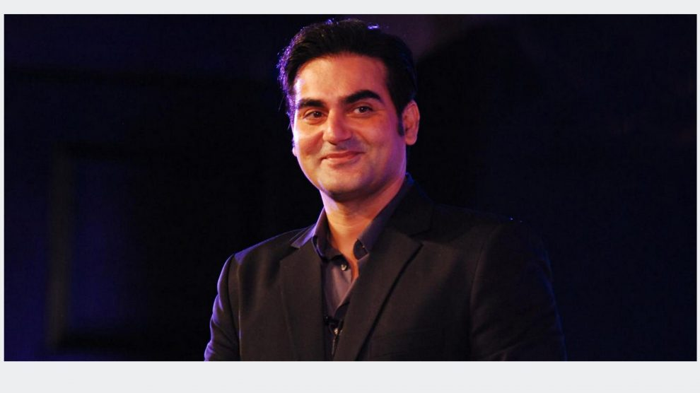 Arbaaz khan is gearing up for his upcoming movie titled 'Tera Intezaar'