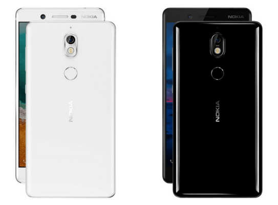 Nokia 7 launched. Specifications, features, price and more