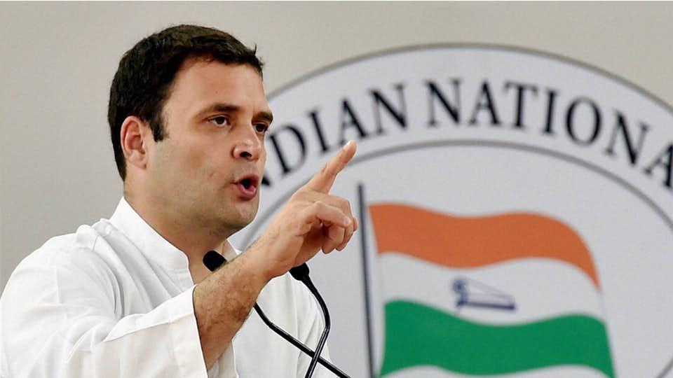 Rahul may take charge as Congress prez after Diwali, says Sachin Pilot