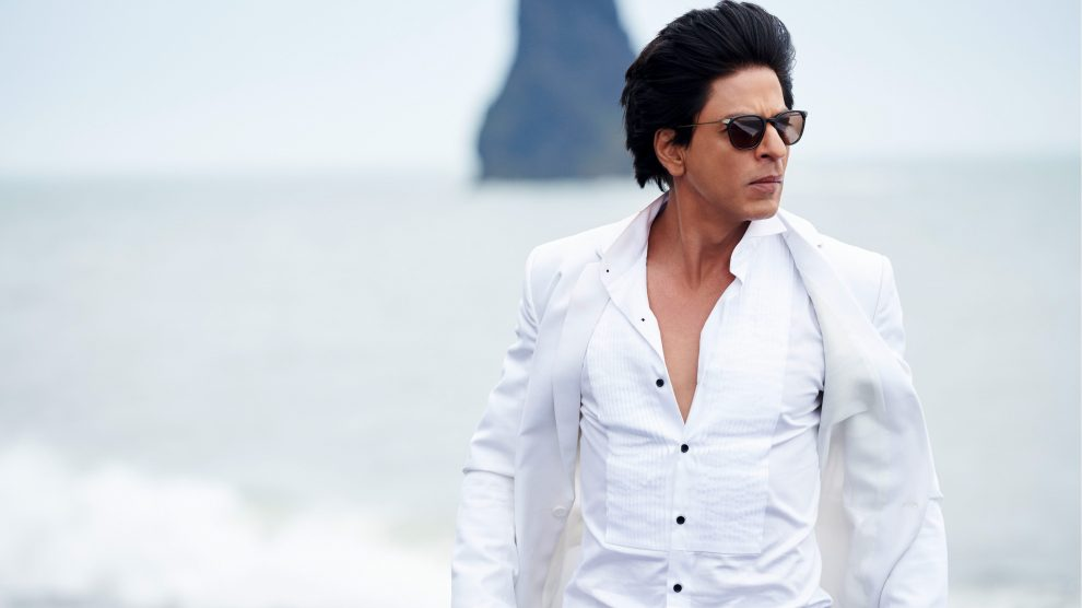 Shah Rukh Khan says that he is Shah Rukh Khan why would he would he would like to be someone else!