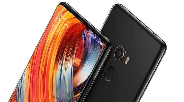 Xiaomi Mi MIX 2 to launch in India on 10th October