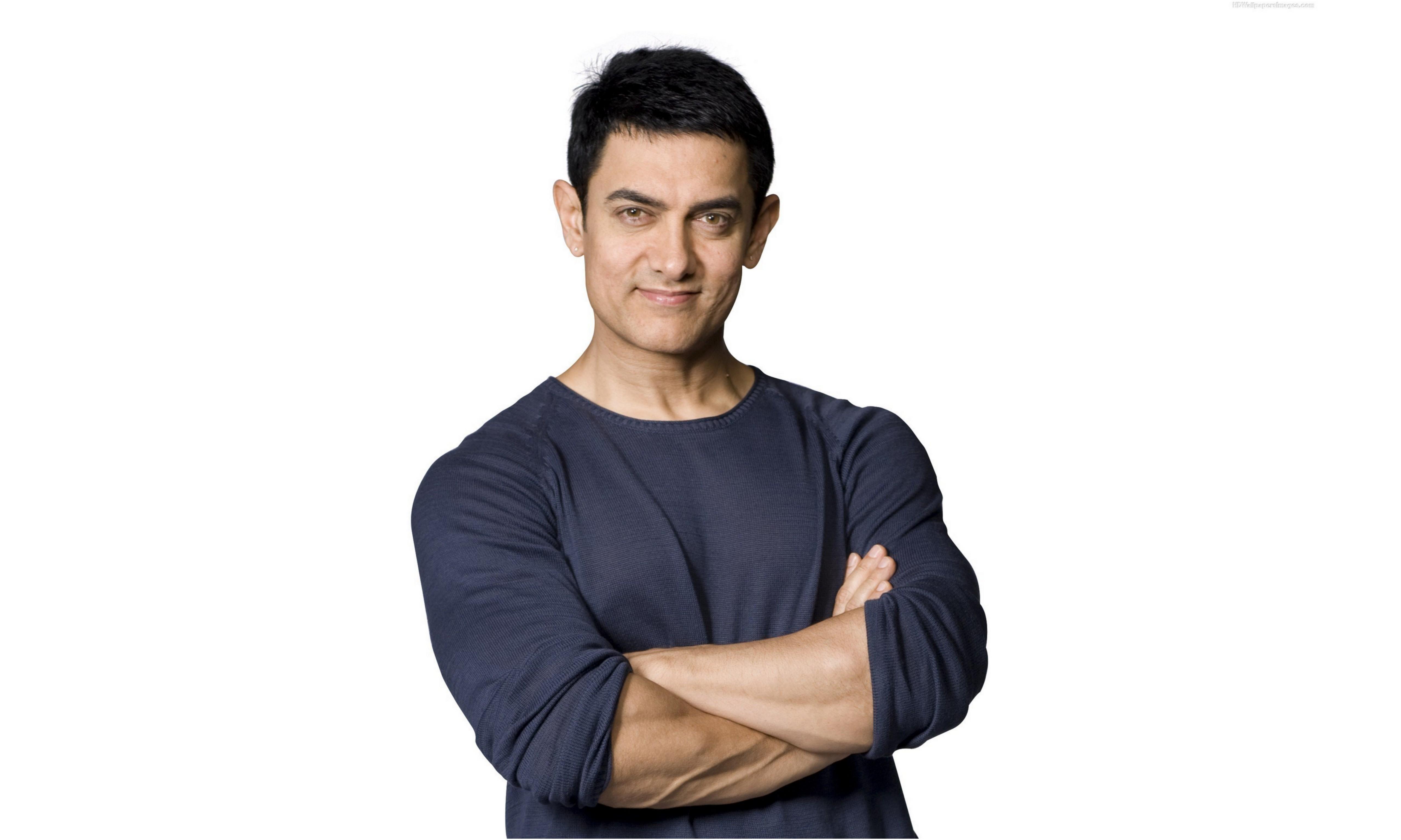 Aamir Khana says that Ajay Devgn is a great guy.