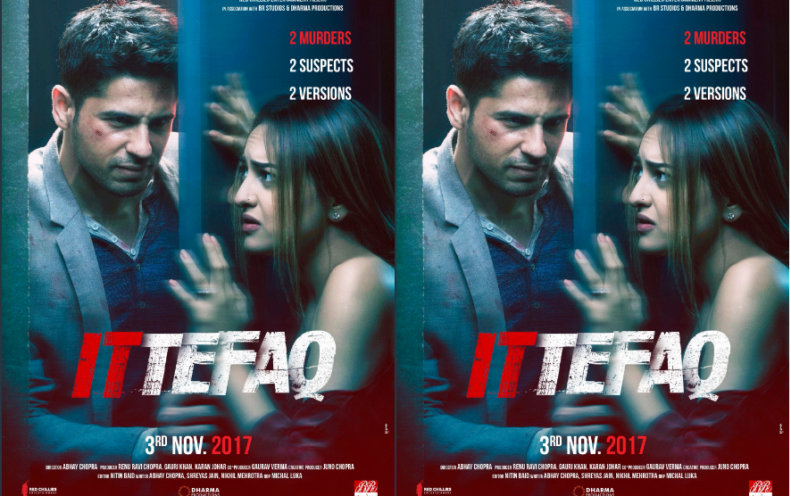 Ittefaq movie's trailer has been released!