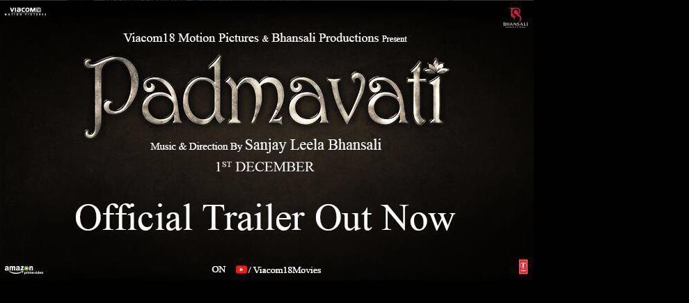Padmavati trailer: Deepika Padukone, Ranveer Singh set for a fierce battle in this grand epic!