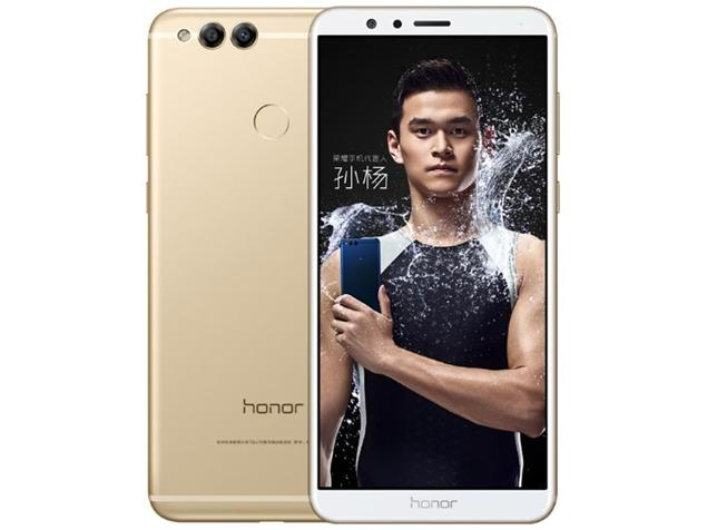 Huawei's New Honor 7X Brings A Bezeless Screen To A Midrange Phone