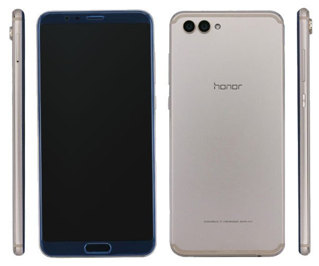 Honor V10 gets listed at TENAA with front home button