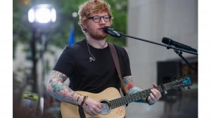 Ed Sheeran would love to do something in Bollywood with Shah Rukh Khan!