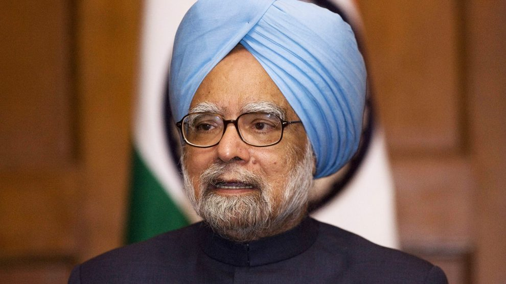 Demonetisation was organised loot: Manmohan Singh
