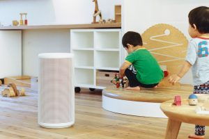air purifier for child's room