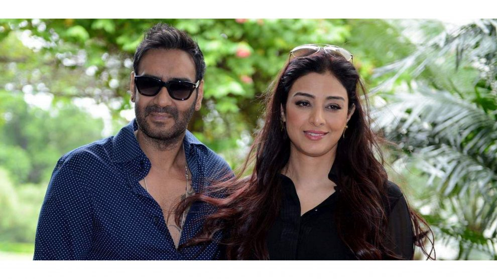 Tabu's upcoming rom-com with Ajay Devgn is 'light-hearted take on relationships'!